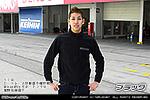 オリジナル フリースジャケット【ブラック】