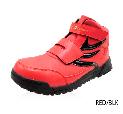 DRAGON BEARD【DBW-100|RED/BLK】